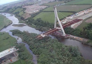 Boyne Bridge Launch